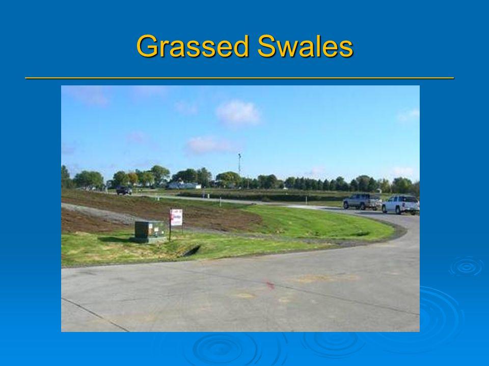 Grassed Swales _______________________________________________