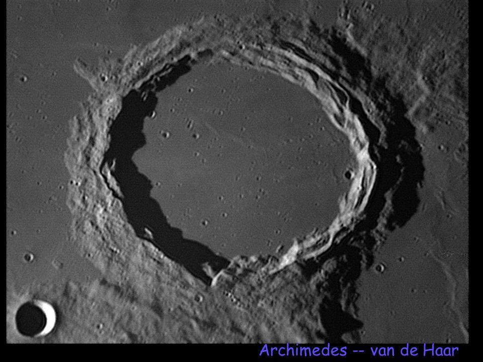 Archimedes -- van de Haar