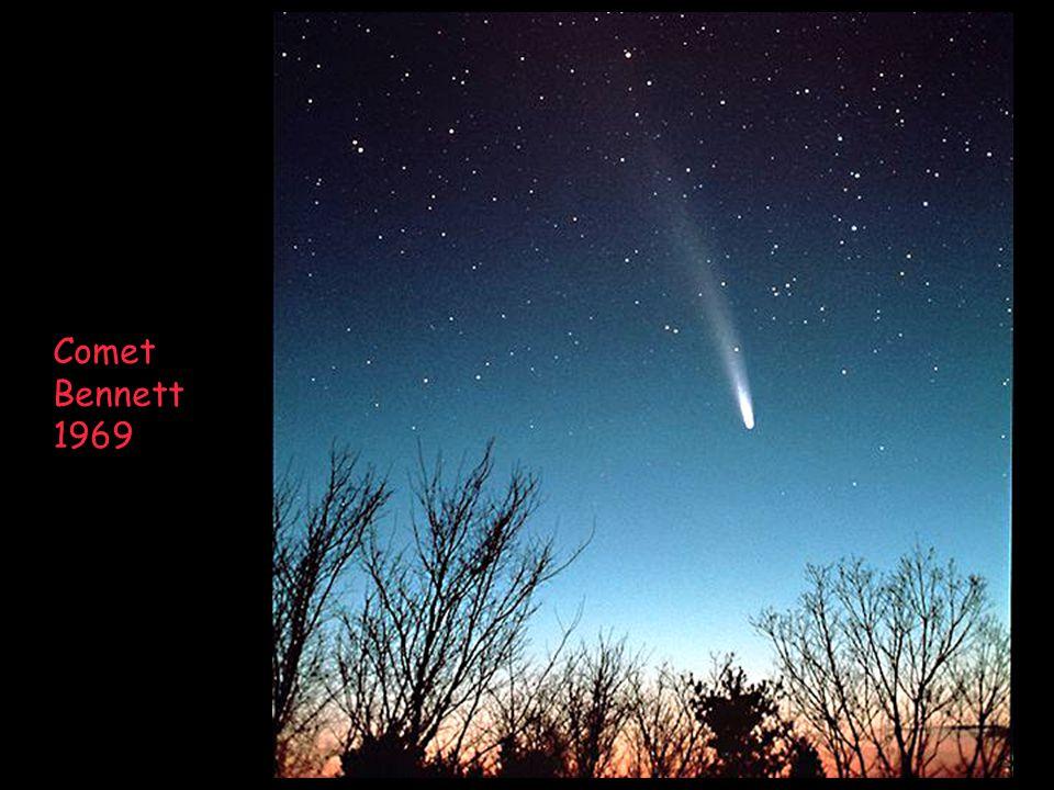Comet Bennett 1969