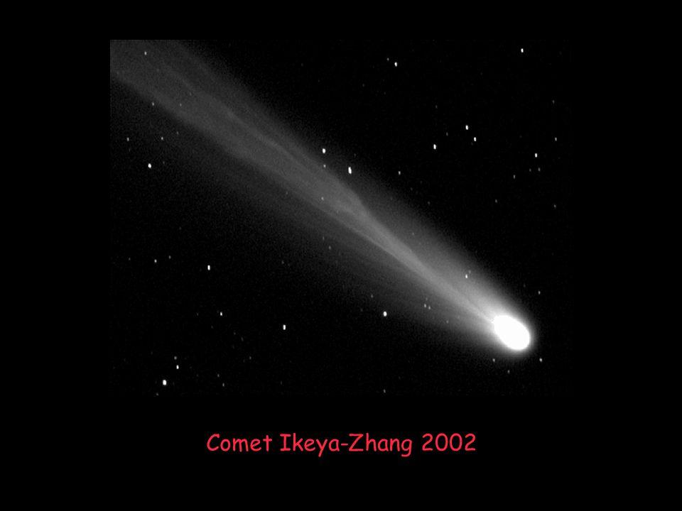 Comet Ikeya-Zhang 2002