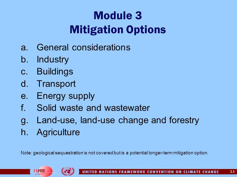 3.52 Drylands Mitigation Options Rangelands and Grasslands: 1.Reduction of Emissions Improved range and fire management Improved animal husbandry Biomass replenishment 2.Carbon Sequestration: Biomass replenishment Enhanced soil carbon storage
