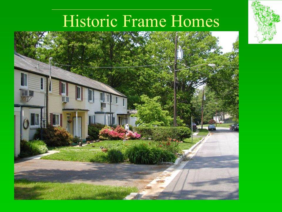 Historic Frame Homes