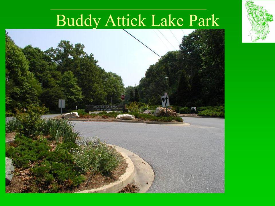 Buddy Attick Lake Park