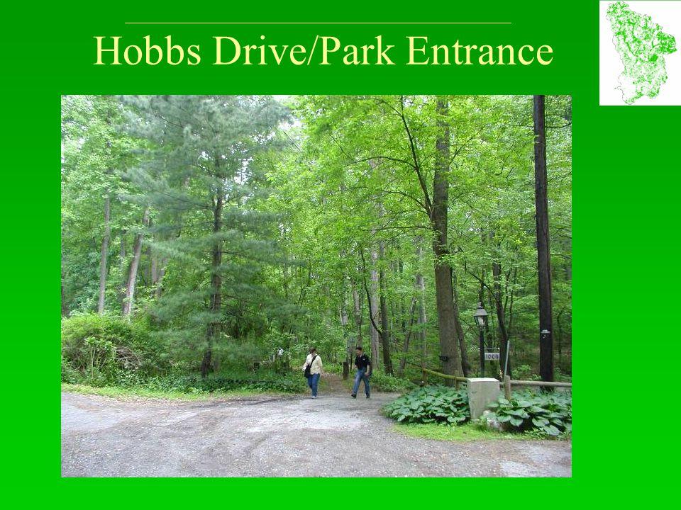 Hobbs Drive/Park Entrance