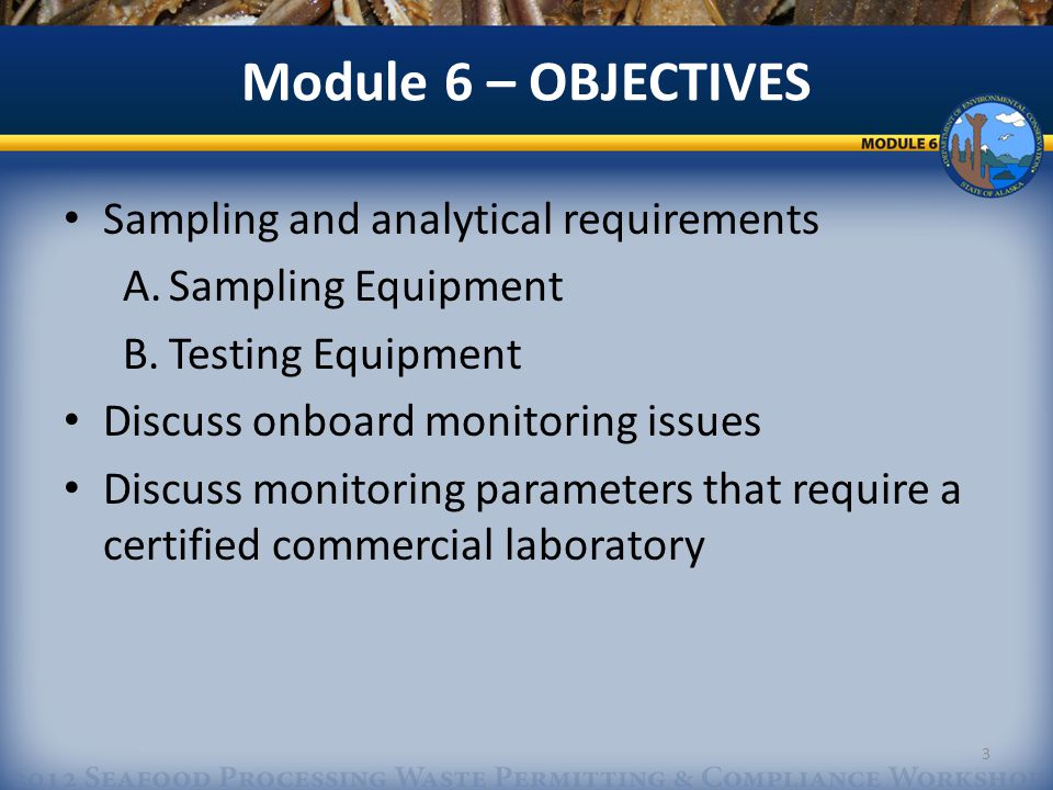 Test methods and sampling required A.Check Federal Register/Vol.