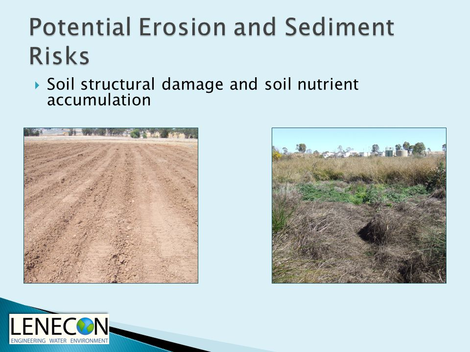  Soil structural damage and soil nutrient accumulation