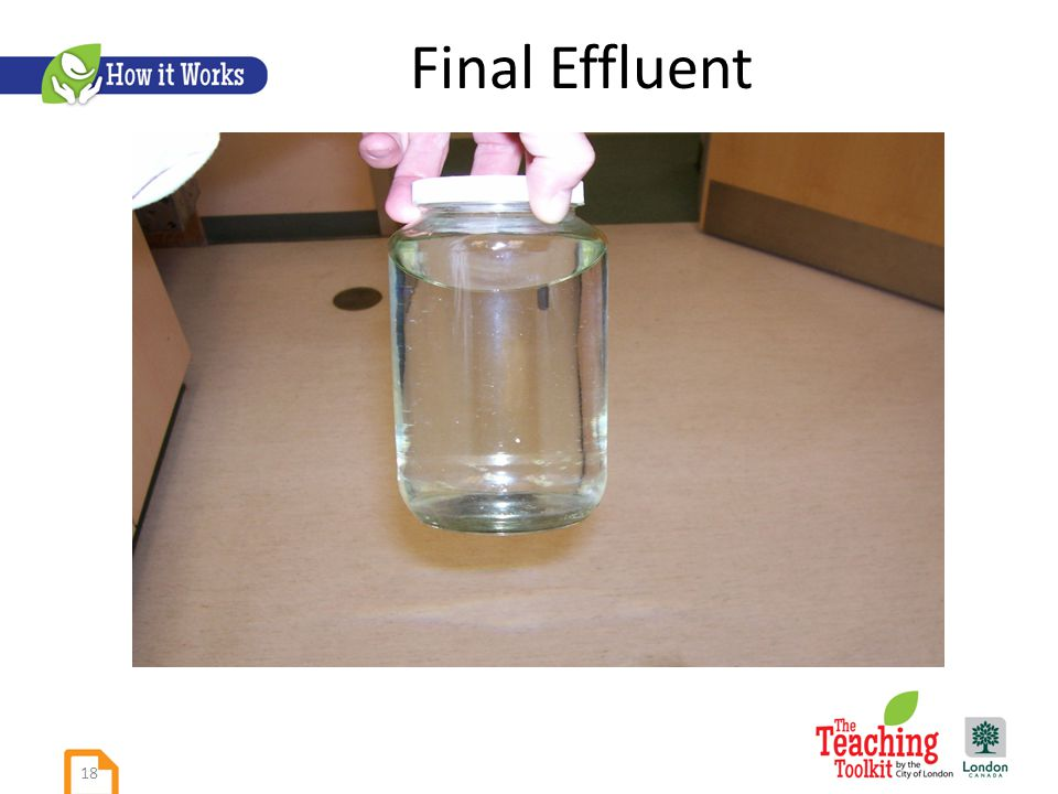 Final Effluent 18