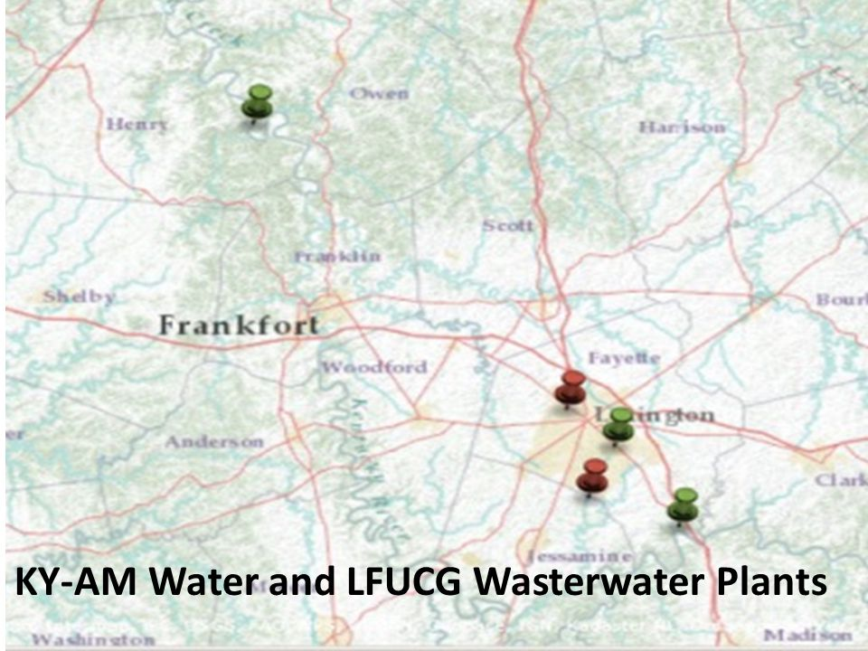 KY-AM Water and LFUCG Wasterwater Plants