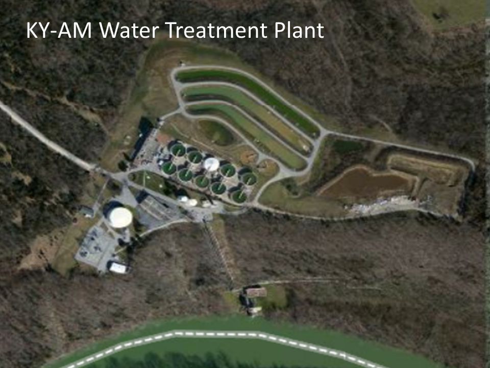 KY-AM Water Treatment Plant