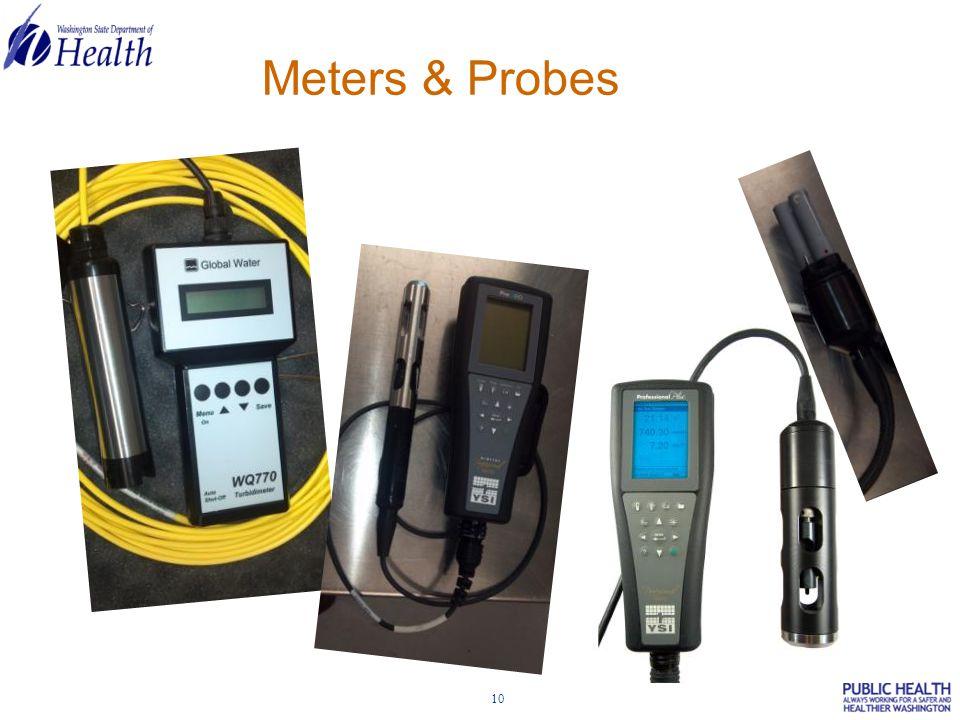 10 Meters & Probes