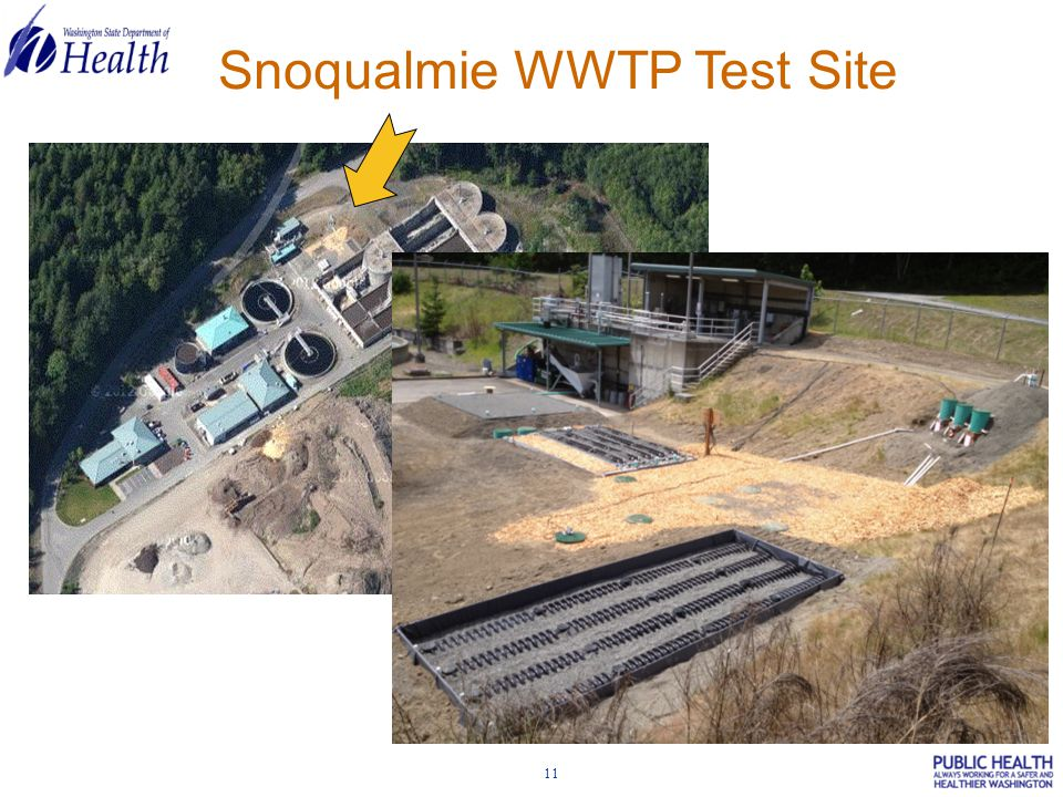 11 Snoqualmie WWTP Test Site