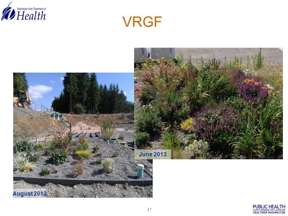 17 VRGF August 2012 June 2013