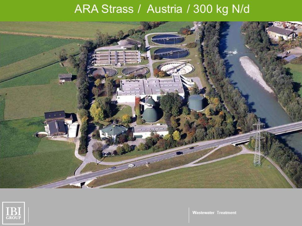ARA Strass / Austria / 300 kg N/d