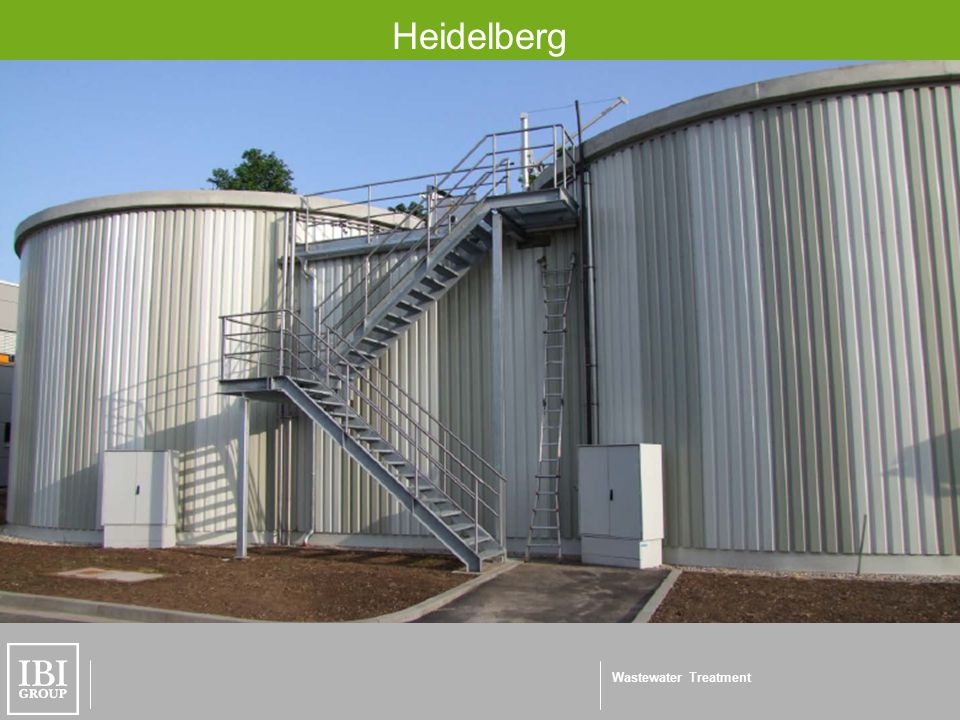 Wastewater Treatment Heidelberg