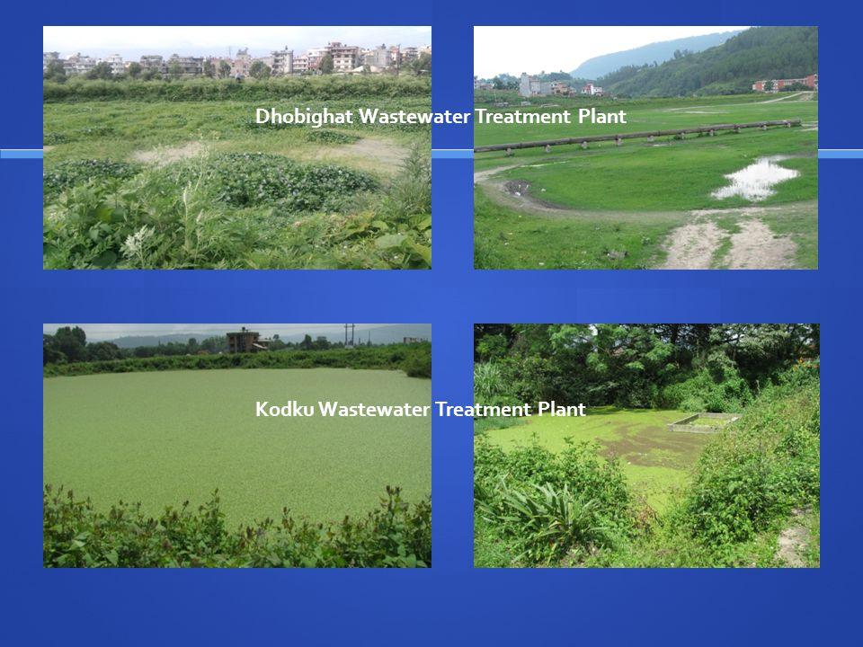 Dhobighat Wastewater Treatment Plant Kodku Wastewater Treatment Plant