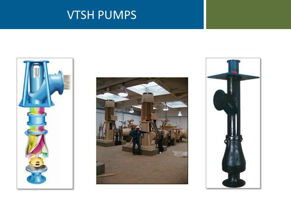 VTSH PUMPS
