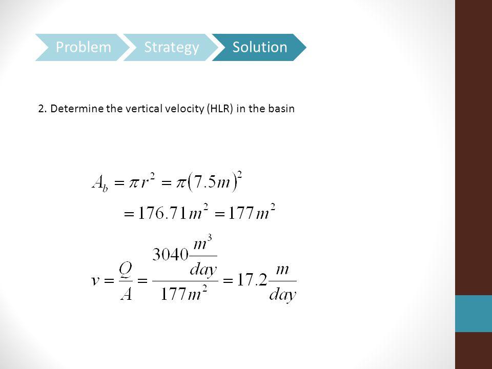 3. Calculate HRT, 