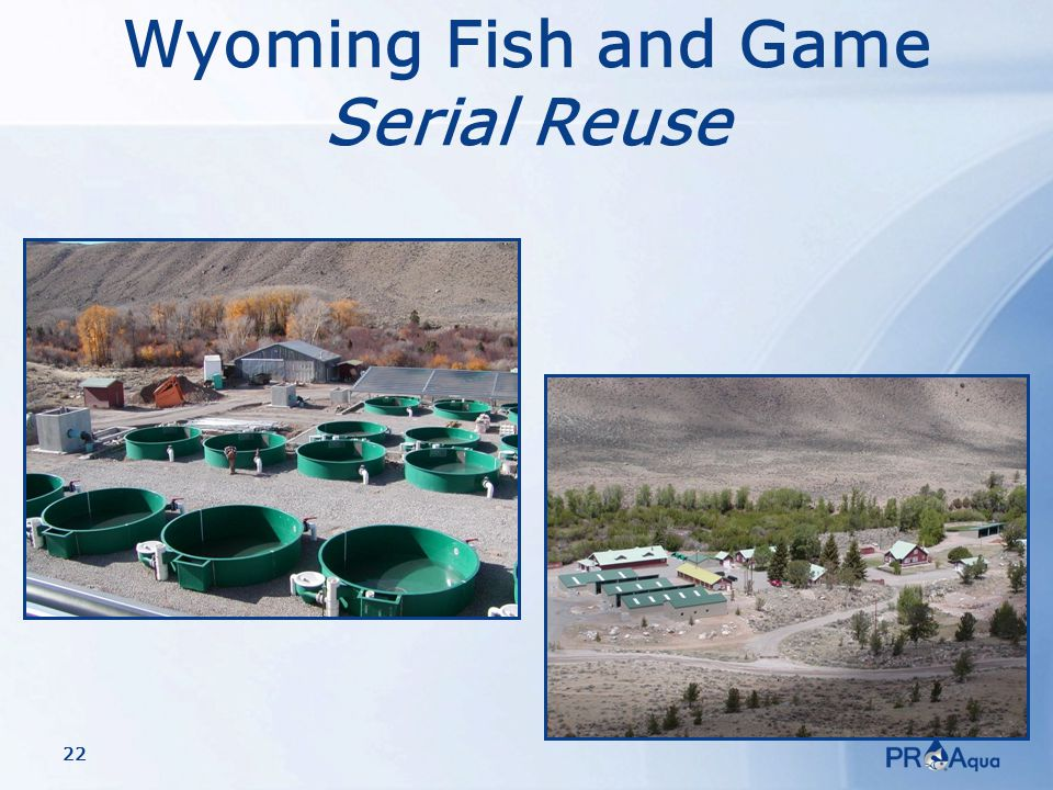 22 Wyoming Fish and Game Serial Reuse