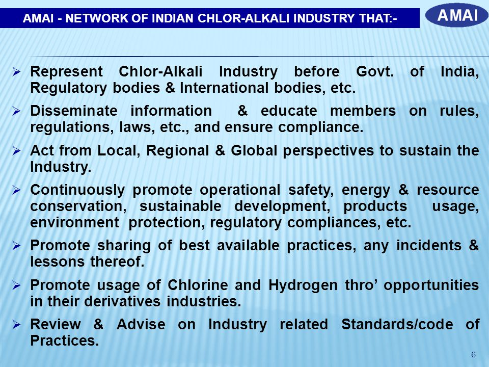  Regular Seminars/Trainings on SHE & Regulatory issues and technological developments to educate industry & stakeholders.