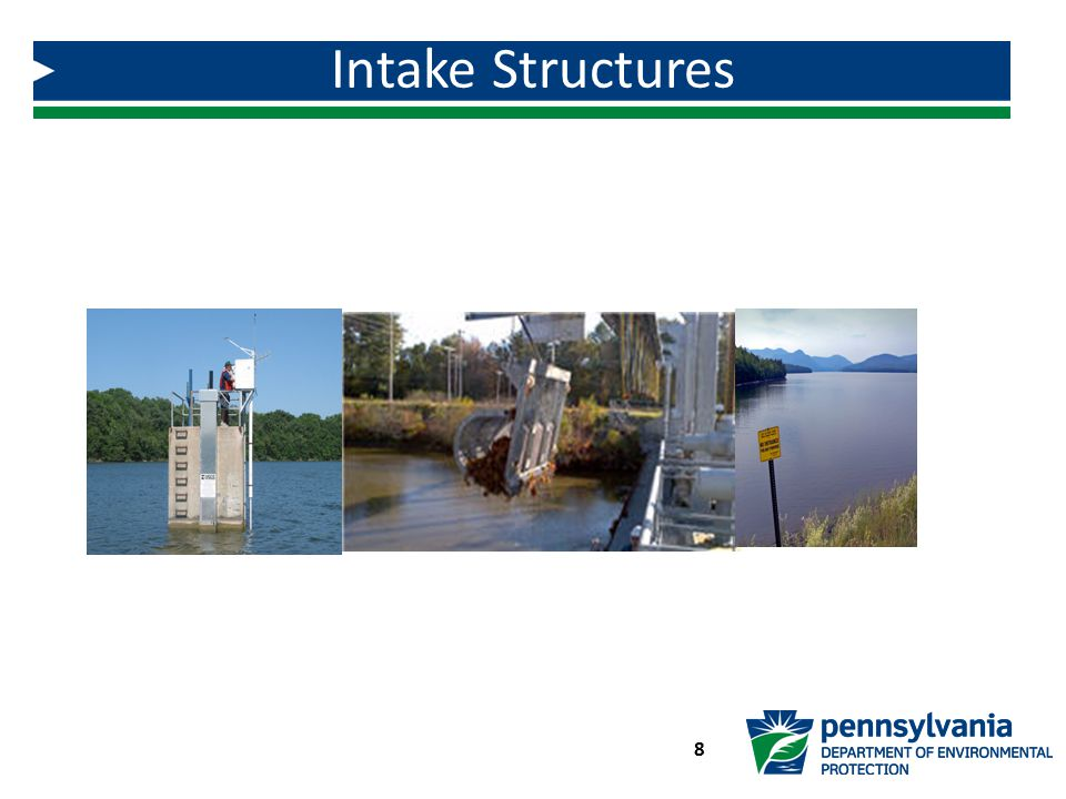 Intake Structures 8