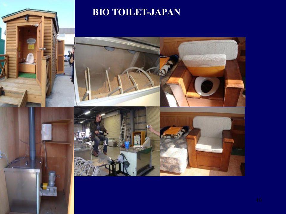 40 BIO TOILET-JAPAN 40