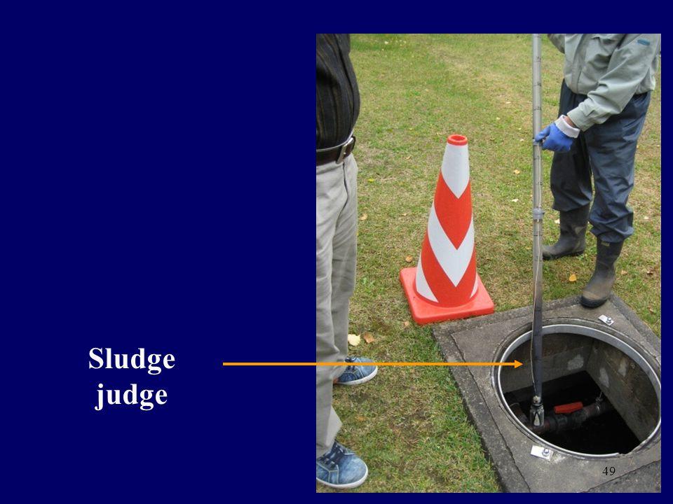 49 Sludge Judge Sludge judge 49