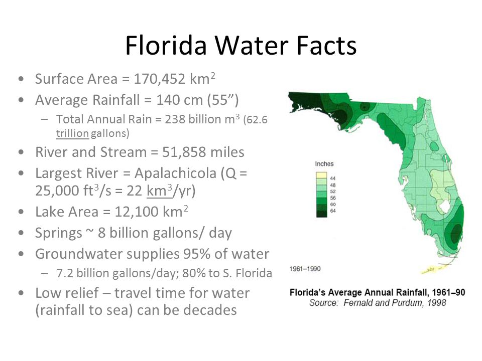 St. Johns River Basin (and Water Management District) St. Johns River