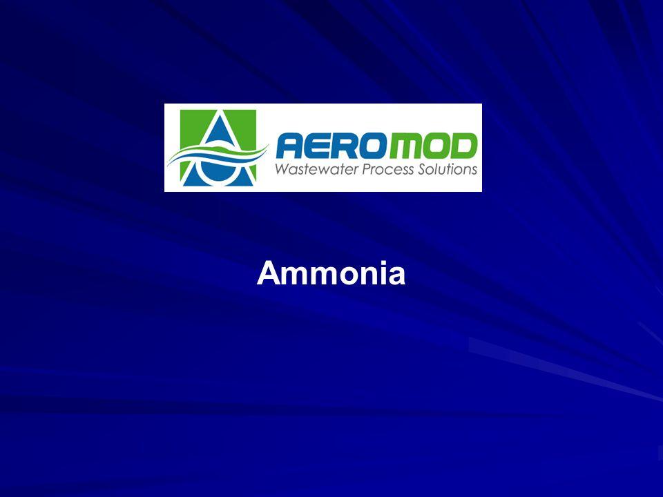 Ammonia Aero-Mod ® Wastewater Process Solutions