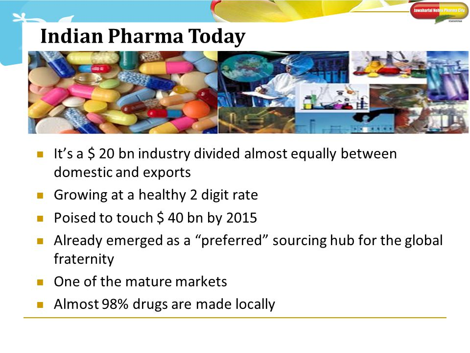 ROLE OF COST AND MANAGEMENT ACCOUNTANT IN THE GROUWTH OF PHARMA SECTOR  There are numerous factors responsible for its growth like R&D, Govt; policy, patent act etc; besides these factors there is one important input which enables Indian pharma sector to compete with other players.