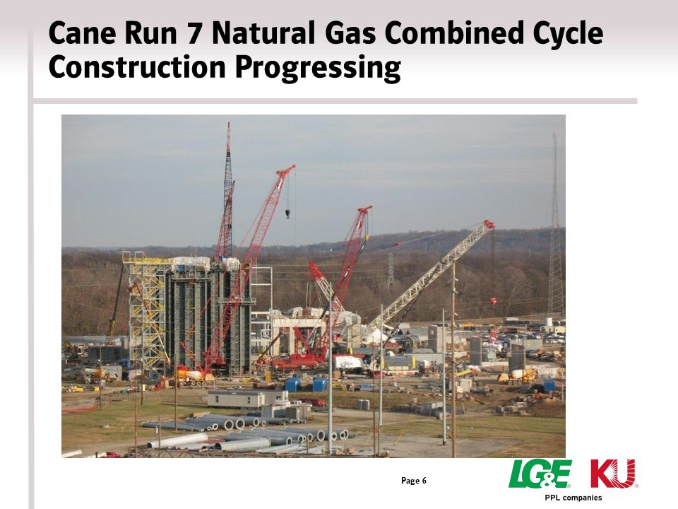 Cane Run 7 Natural Gas Combined Cycle Construction Progressing Page 6