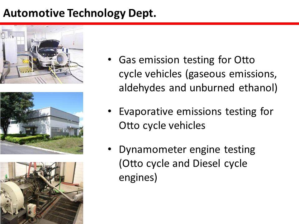 Automotive Technology Dept.