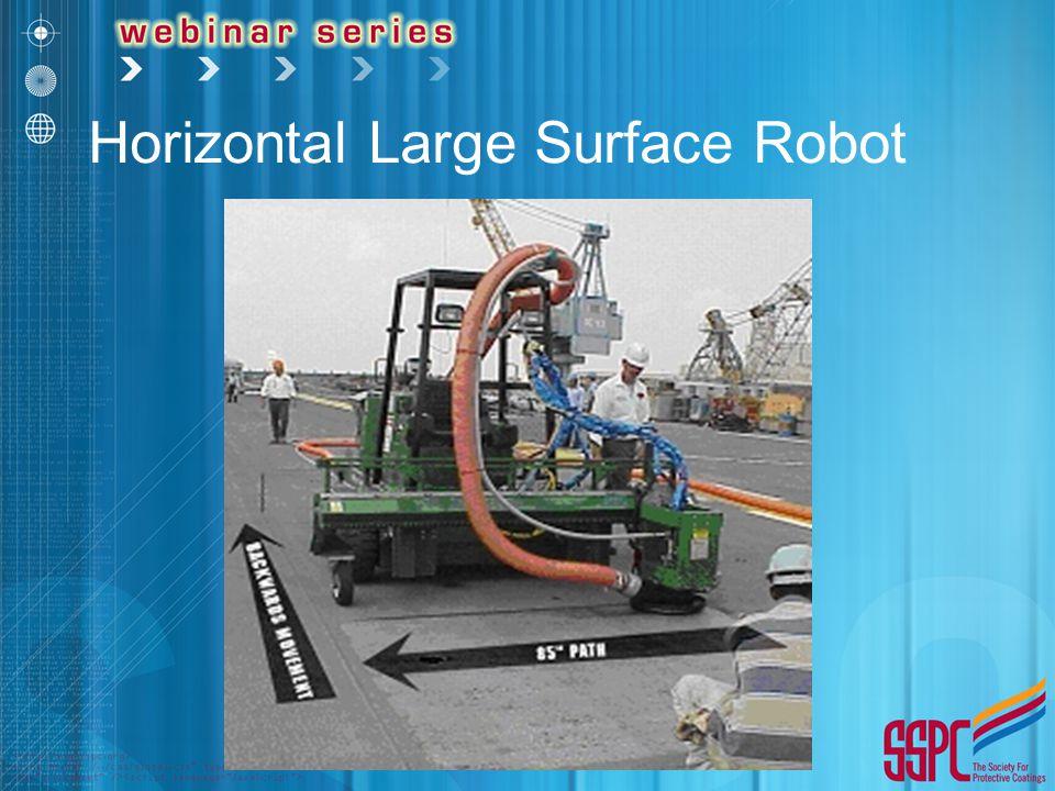Horizontal Large Surface Robot