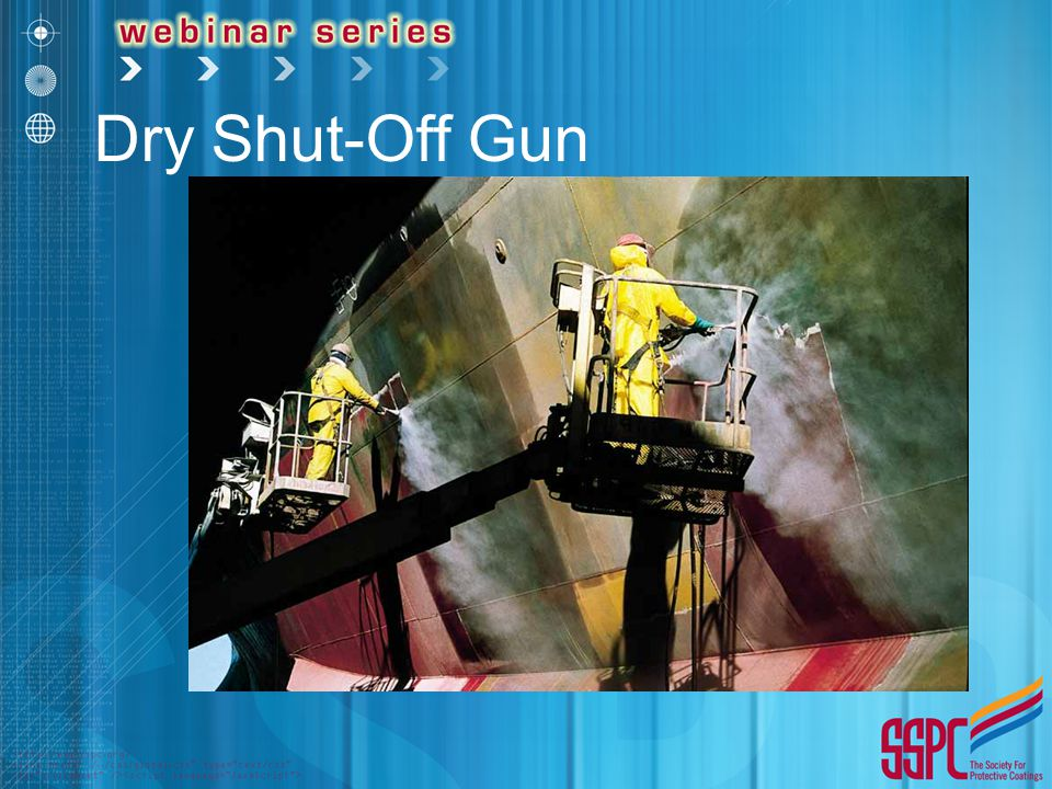 Dry Shut-Off Gun