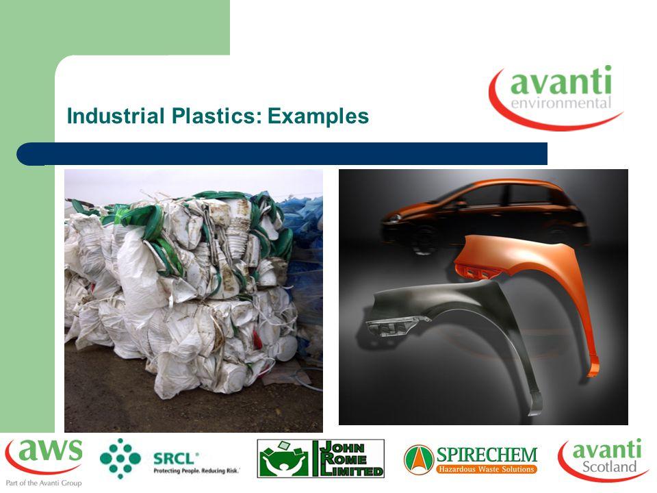Industrial Plastics: Examples