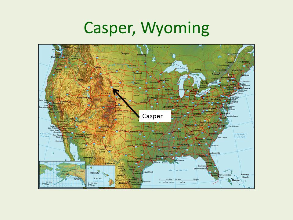 Casper, Wyoming Casper