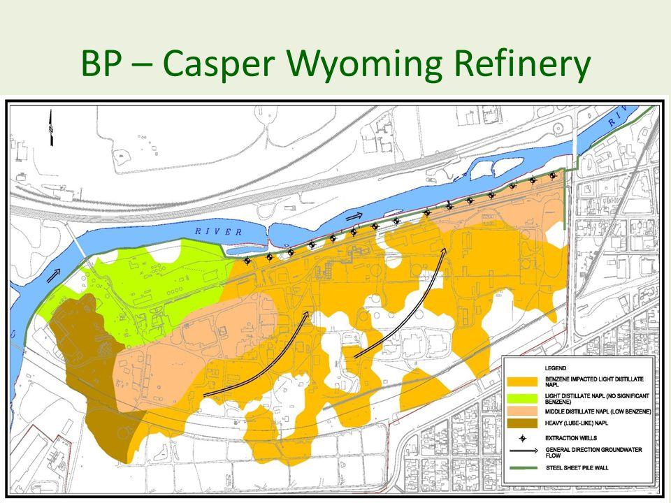 BP – Casper Wyoming Refinery