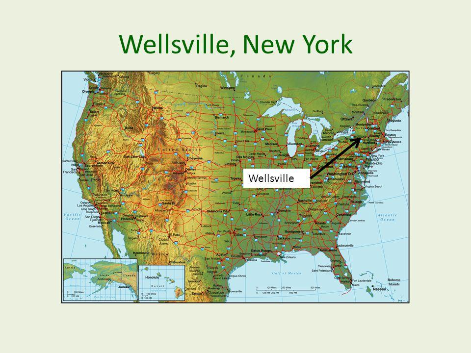 Wellsville, New York Wellsville