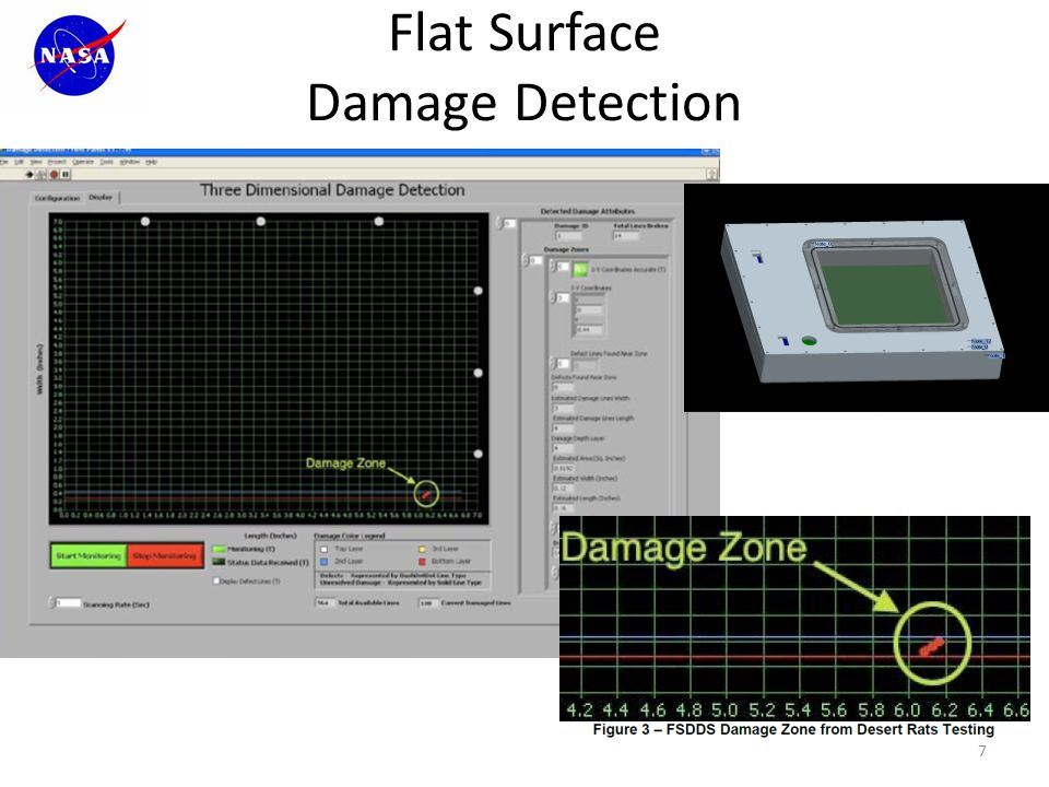 Flat Surface Damage Detection 7