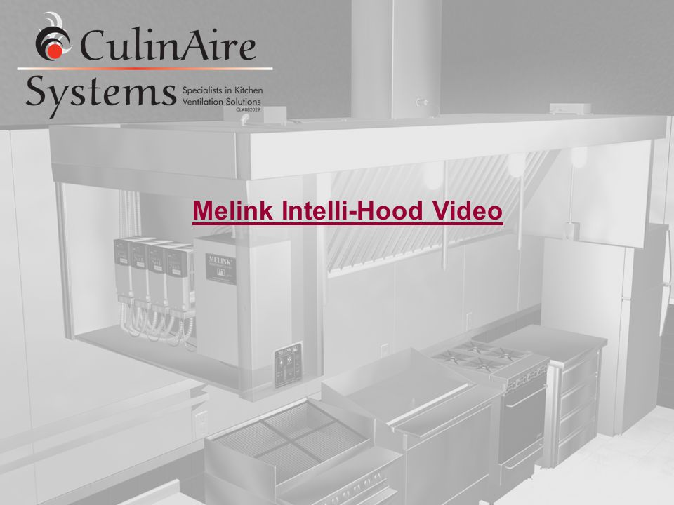 Melink Intelli-Hood Video