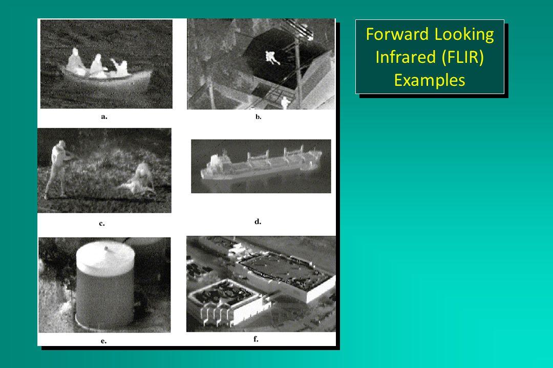 Forward Looking Infrared (FLIR) Examples