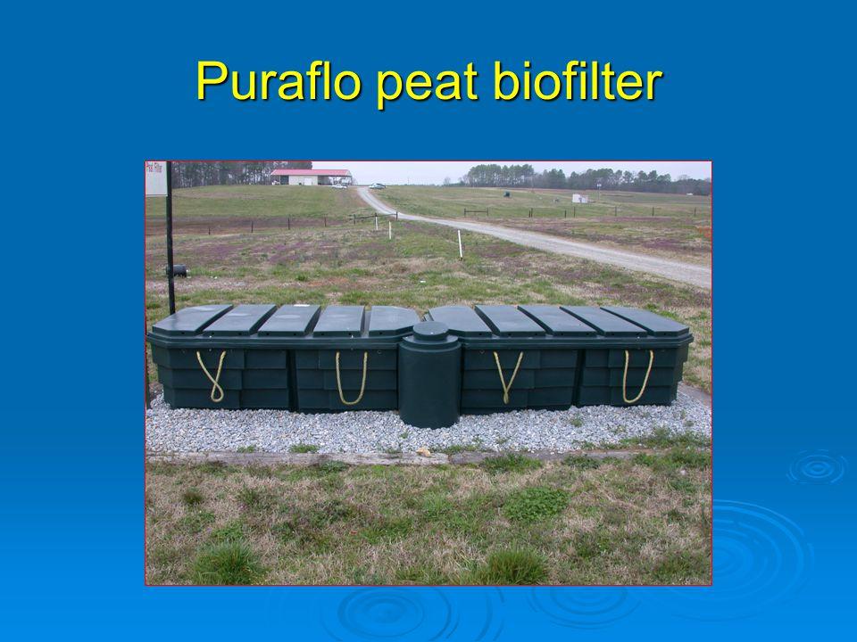 Puraflo peat biofilter