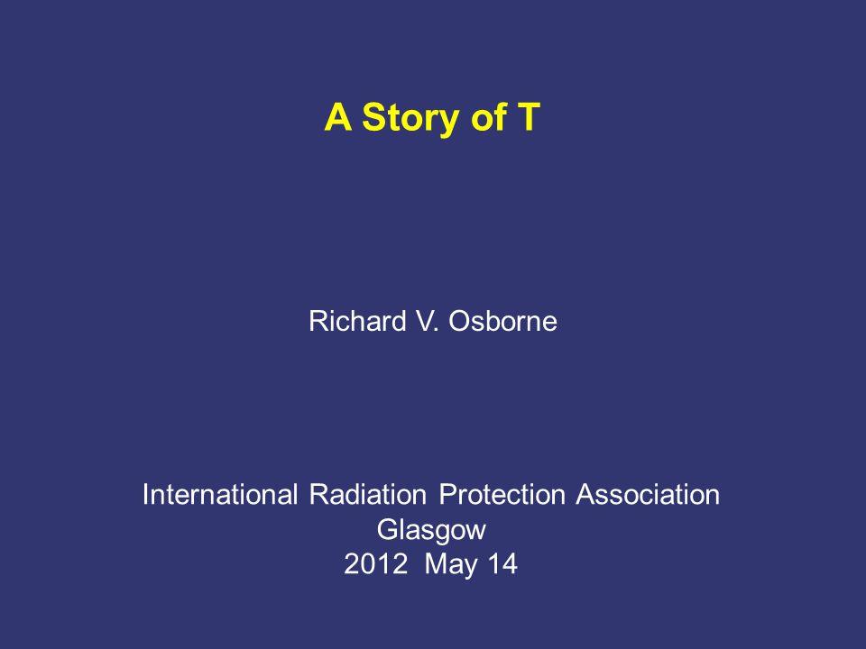 2 Why tritium.