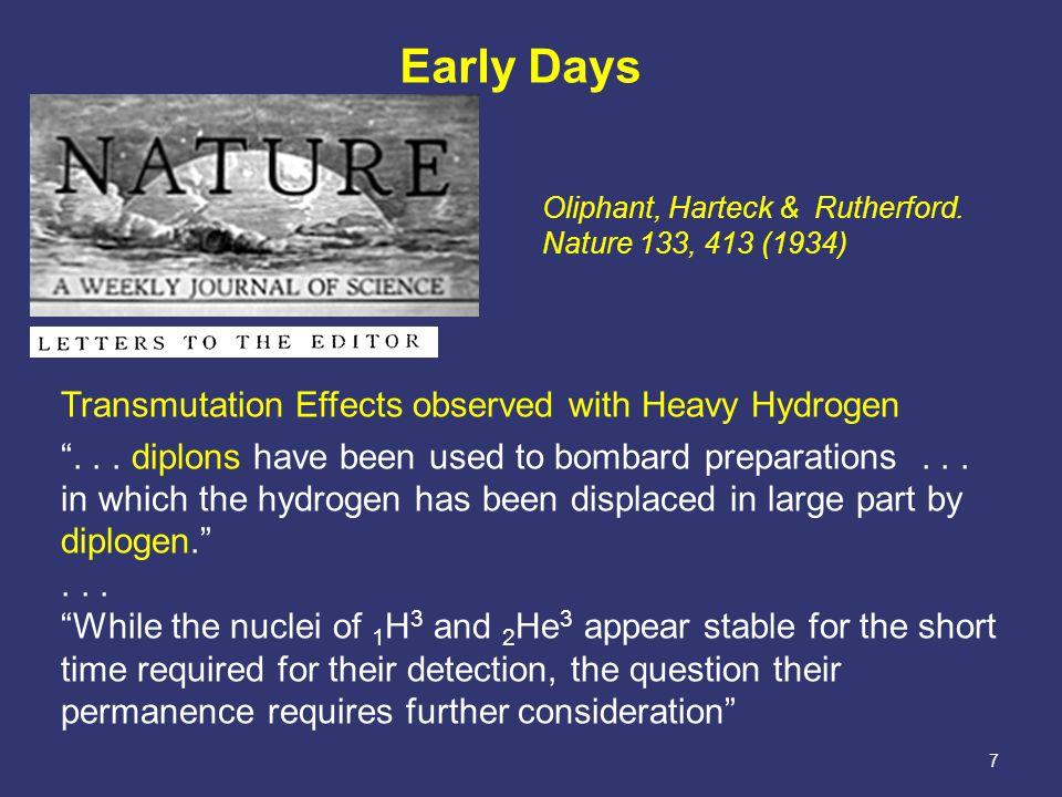 48 Experimental field measurements of HT to HTO conversion Davis et al.