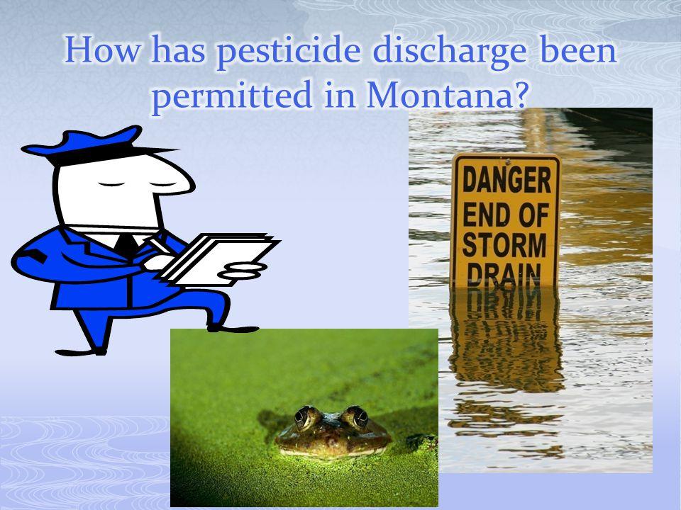 Montana's 308 Authorization program existed since 1993.