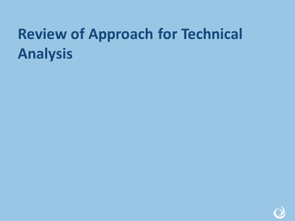 Review of Approach for Technical Analysis