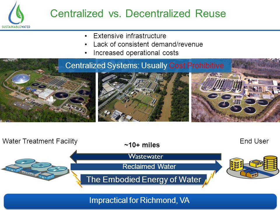 Centralized vs.