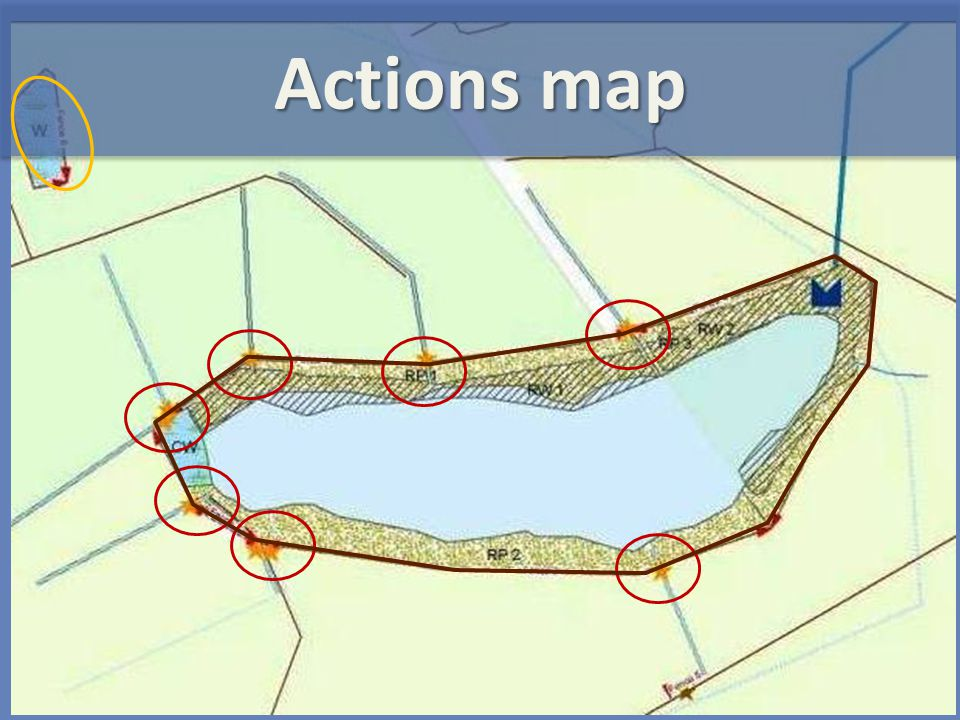 Action plan map Action plan summaries Actions map