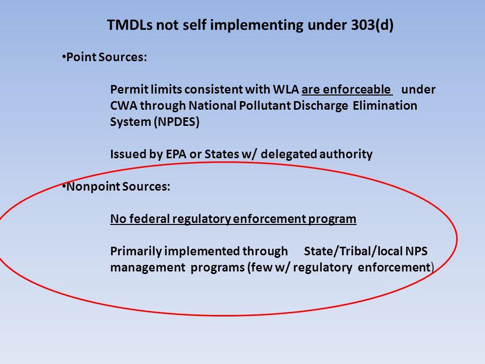 TMDL Task Force Chair- Lee McDaniel, Maryland Ryan Anderson, Washington John W.