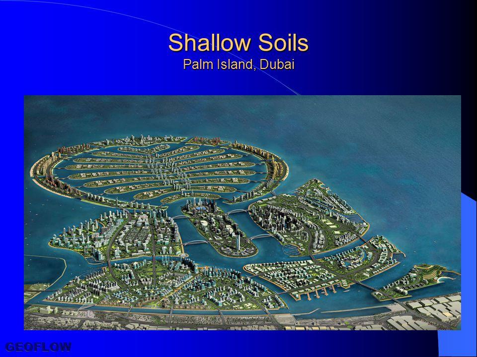 Shallow Soils Palm Island, Dubai