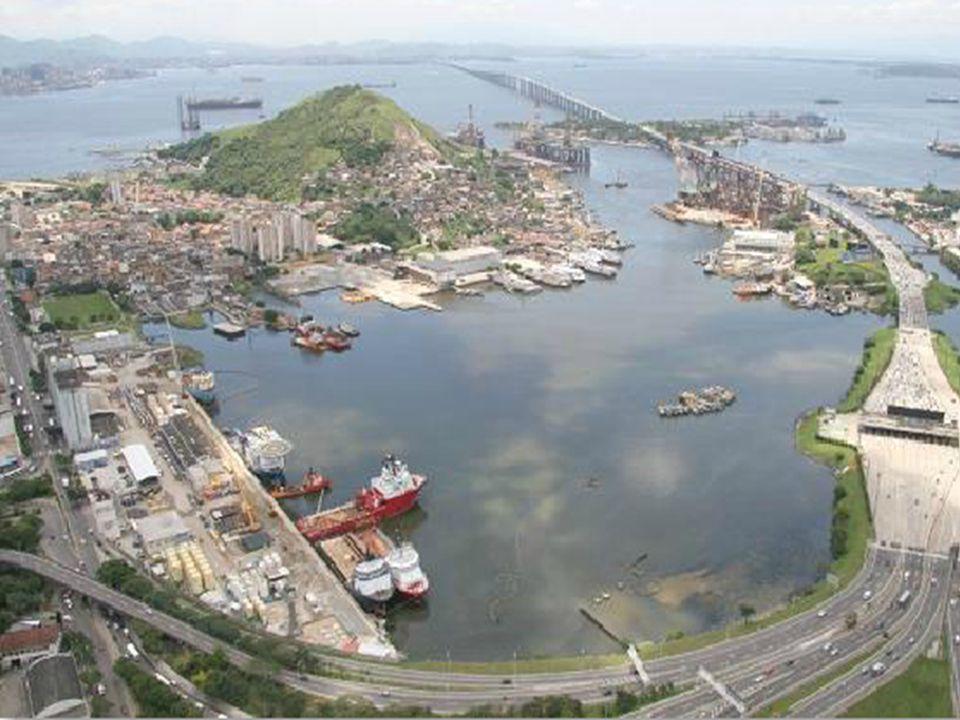  Port of Niterói (2014).Retrieved from http://www.nitshore.com.br/  Referential Term.